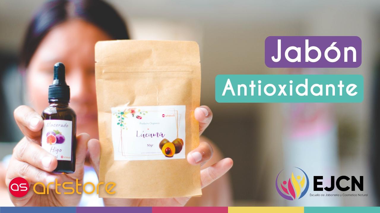 Jabon Antioxidante