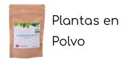 Plantas en polvo