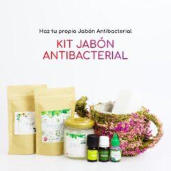 Kit Jabón Antibacterial