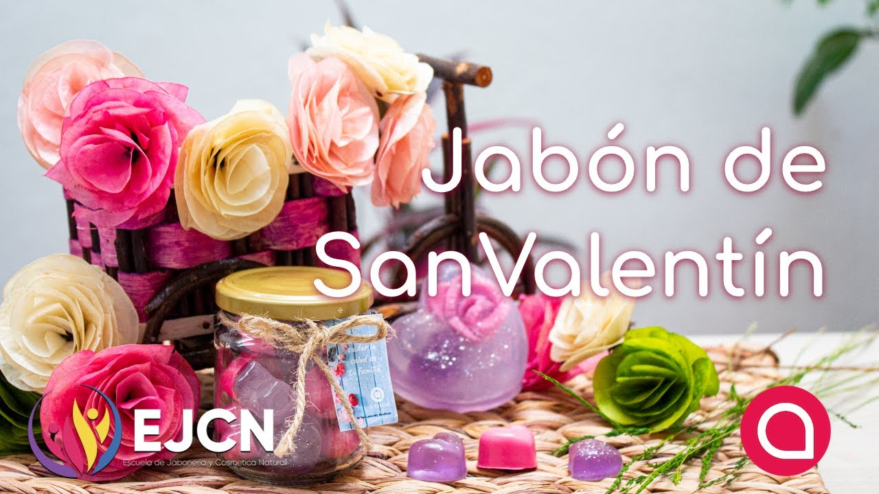 Jabon San Valentin