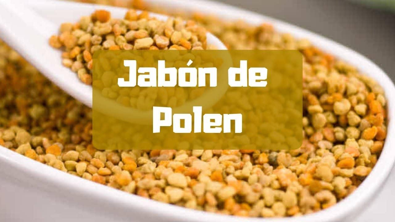 Jabon de Polen