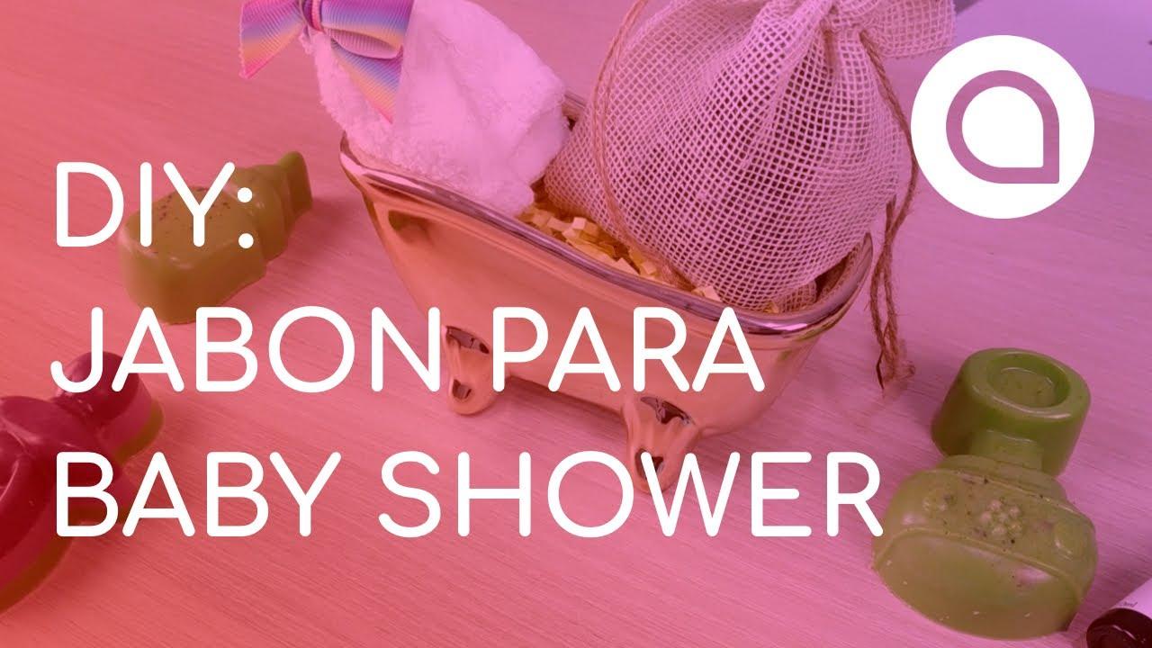 Jabon para Babyshower