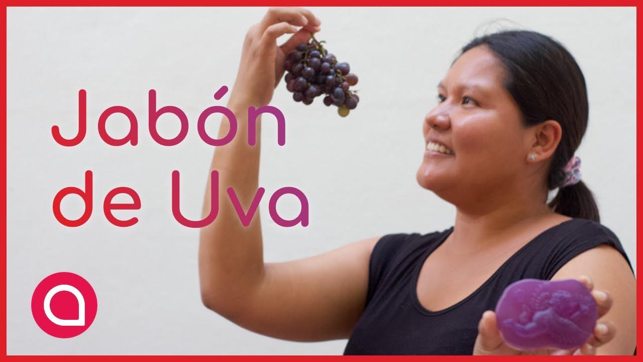 Jabon de Uva
