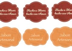 Etiquetas para jabones